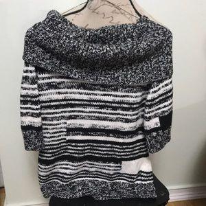WHITE HOUSE BLACK MARKET Sweater SZ M